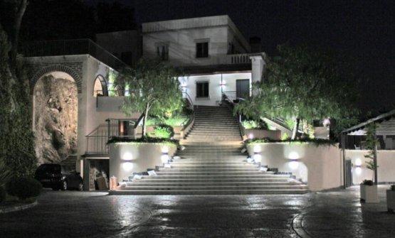 L'attuale sede della TavernaVesuviana