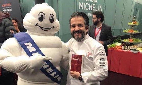 Melis ha riportato la stella Michelin a Bolzano dopo 50 anni