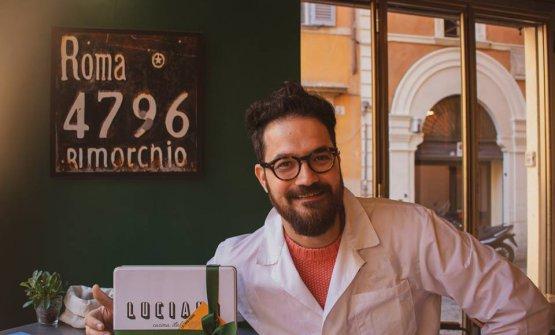 Luciano Monosilio, 35 anni:dopo una carriera di