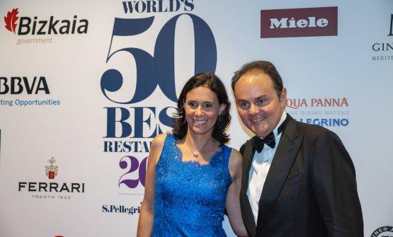 Camilla e Matteo Lunelli, di Cantine Ferrari