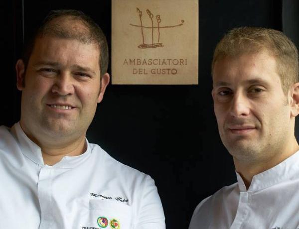 Francesco e Salvatore Salvo sono anche Ambasciatori del Gusto