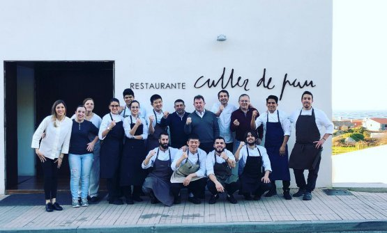 A recent visit ofBerasateguitoCuller de Pau