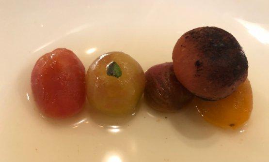 Tomates en salsa, l'ormai celeberrimo piatto firma di Alija