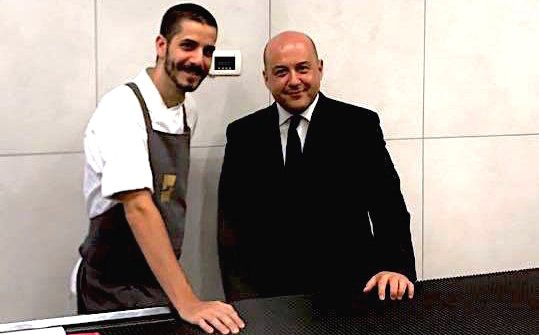 Ciro Scamardella e AlessandroPipero