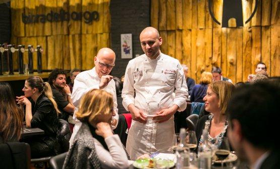 Secondo appuntamento di Chef Bizzarri con Heinz Beck e Luca Pezzetta
