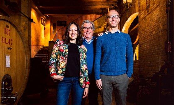 Un'altra bella immagine della famiglia Boffa
