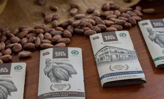 Cioccolato Hacienda San Josè