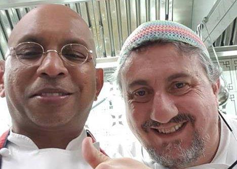 Wicky Priyan, chef di Wicky's a Milano e Pasqu