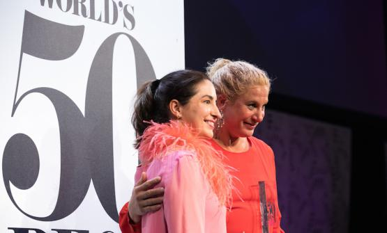 Elena Arzak e Ana Ros