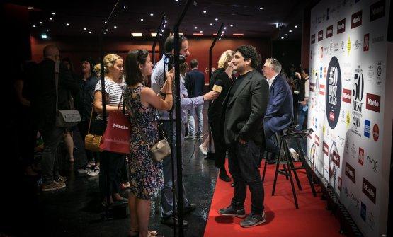 Interviste senza tregua per Mauro Colagreco a Parigi