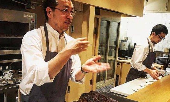 Yoji Tokuyoshi ad Alter Ego, la sua nuova insegna diTokyo