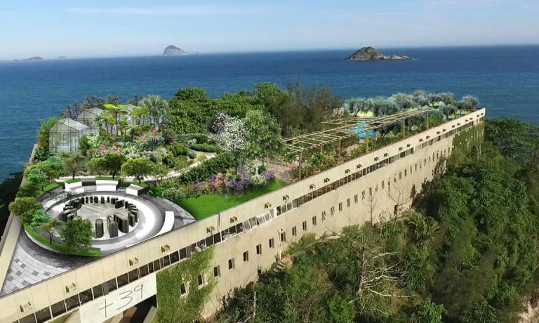 Lo storico Costa Brava Clube è la spettacolare location scelta dal Coni per ospitare Casa Italia a Rio 2016. La struttura è situata a circa 20 km dal Villaggio Olimpico e sarà inaugurata il prossimo 3 agosto. La proposta gastronomica sarà curata e firmata da Davide Oldani