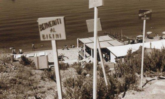 Il Bikini anni e anni fa...