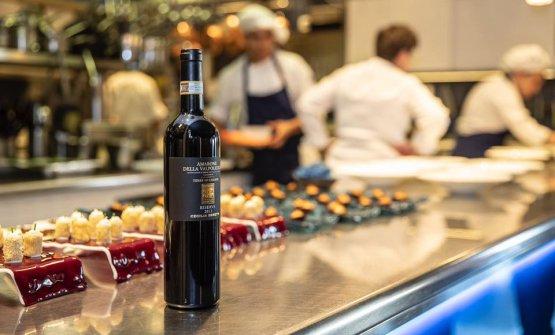 L'Amarone Doc Classico Riserva 2012 pronto all'abbinamento con i piatti di Viviana Varese