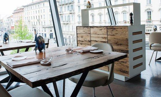 ...e quello ospitato dal 2014 al secondo piano di Eataly Smeraldo a Milano