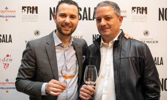 Matteo Zappile e Marco Reitano