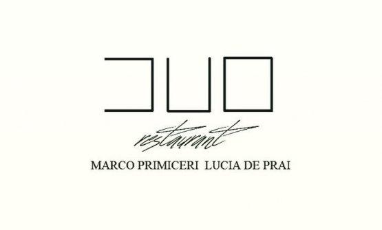 Il logo del nuovo ristorante Duo