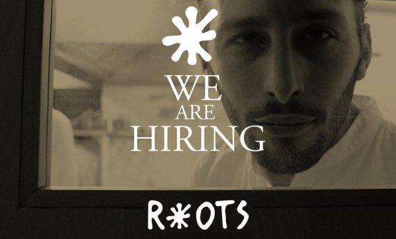 Offerta di lavoro per Roots