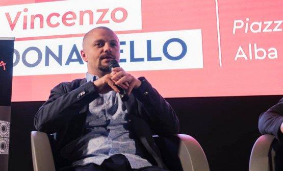 UNDERGROUND. Vincenzo Donatiello