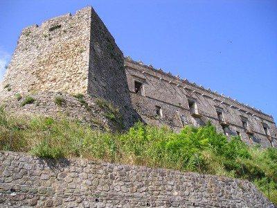 Il castello di Cirò