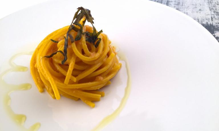 Gli Spaghettoni Felicetti al pomo d'oro