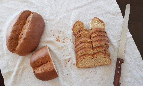 Pani ottenuti con farine di grani antichi, come il Bidì