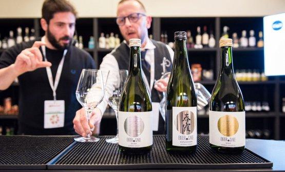 Il Sake di Richie Hawtin....tradizione e innovazioneconFabio Caltagironee Fabiano Omodeo, promossa da ENTER.Sake