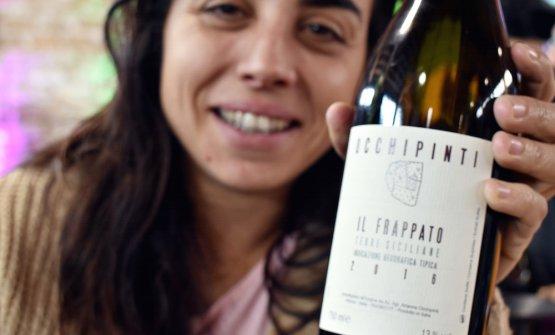 Arianna Occhipinti e il suo Frappato