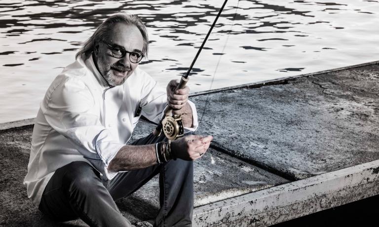 Marco Sacco, promotore dell'associazione e della kermesse