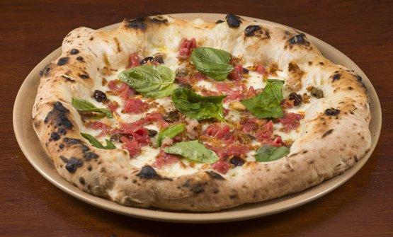 La pizza Ricordi