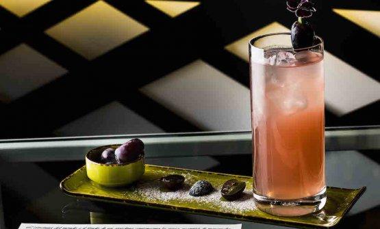 Cocktail Uva della Regina
