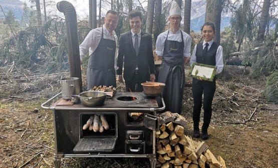 Team dei boschi