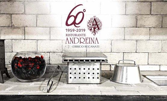 Andreina compie 60 anni