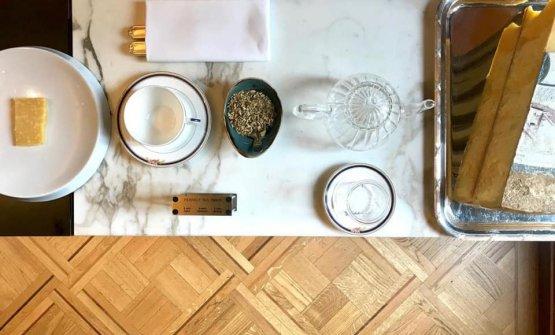 Massimo Raugi: missione formaggio (e una tisana perfetta)