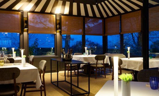 Locanda Margon, il ristorante a Trento di Cantine Ferrari