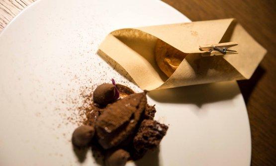 Coccola al cioccolato