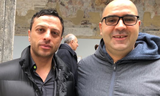 Lorenzo Cuomo eGianluca D'Agostino