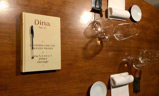 Dina è chiuso l'intera domenica e a pranzo aperto solo sabato