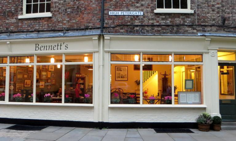 IlBennett's Cafè & Bistro di York