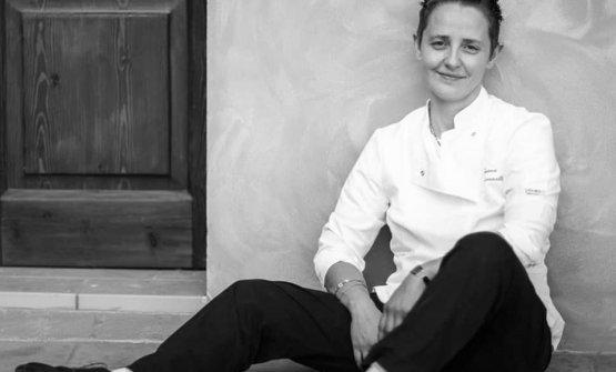 Irina Steccanella, ristorante Irina a Savigno (Bologna)