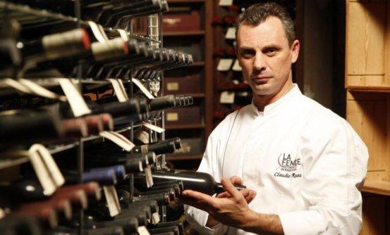 Claudio Ruta:, chef de La Fenice di Ragusa. Insiem