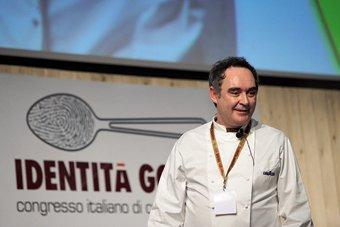 Ferran Adrià a Identità Milano 2006
