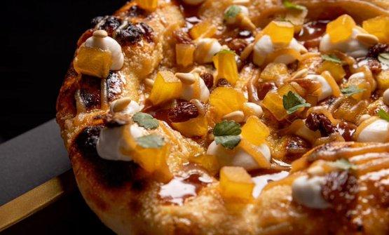 Due splendide pizze di Pier Daniele Seu