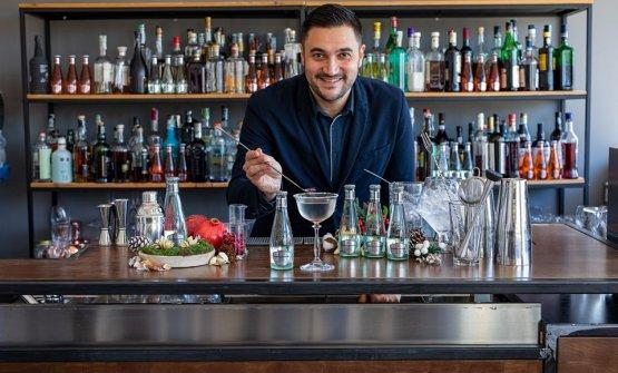 Formazione, eventi virtuali, nuove forme di accoglienza: il barman secondo Mattia Pastori