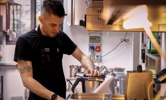 Ilsous chefMarco Canelli