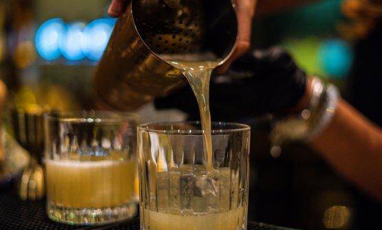 Cocktail a La Cage