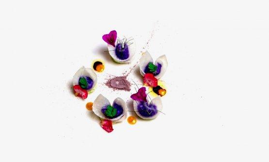 LaRossa Francese, uno dei nuovi piatti veg del r