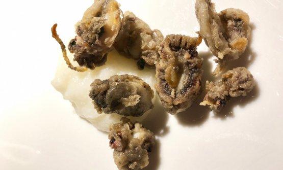 Seppioline del Redentore con polenta. Poesia