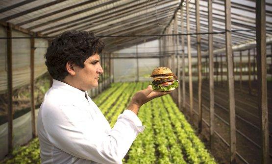CARNE: l'hamburger utopico di Mauro Colagreco a Buenos Aires