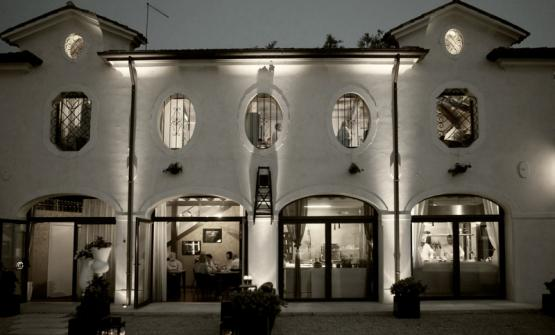 Il ristorante Feva